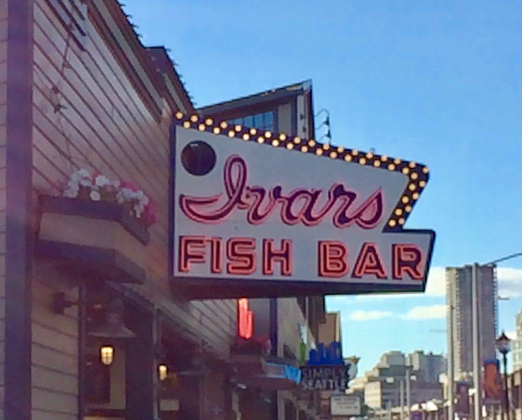 Ivars Fish Bar