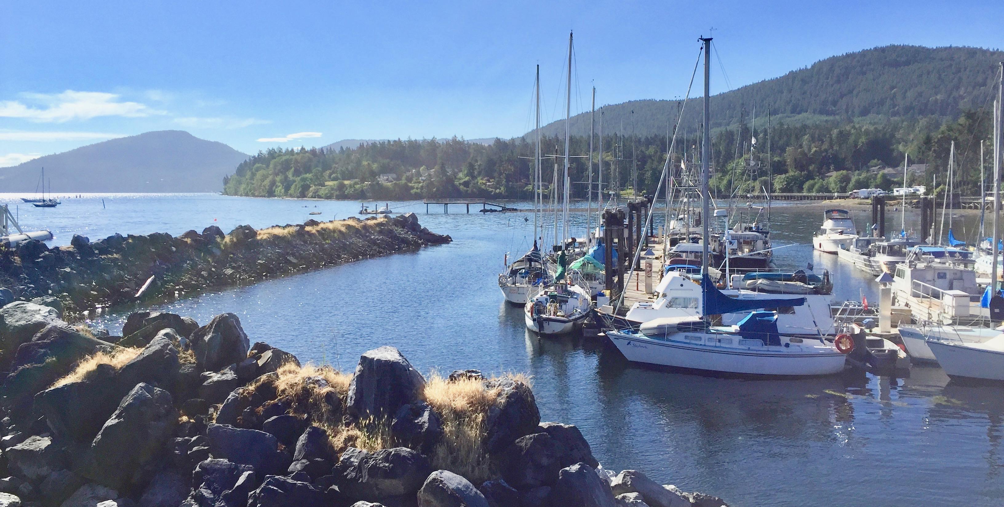 Marina at Crofton Ferry