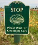 One-lane drive-way