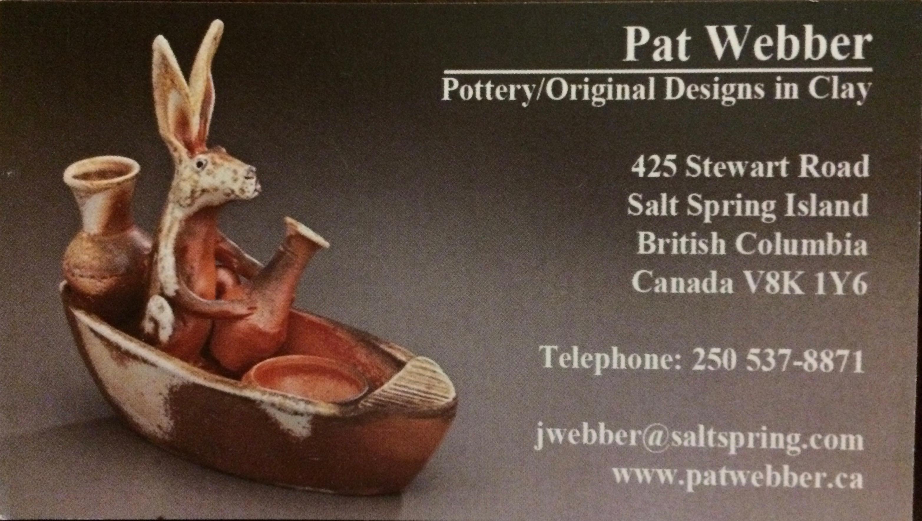 Pat Webber
