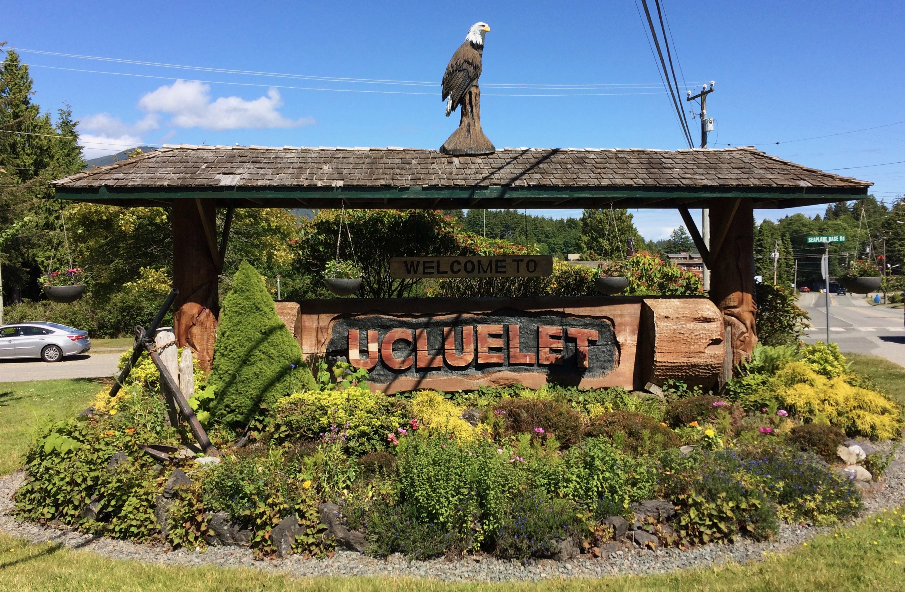 Ucluelet townsite