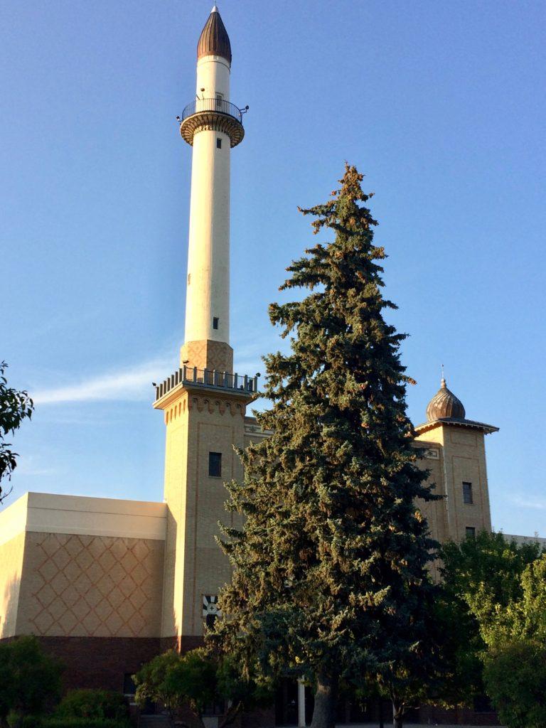 Minaret on the Civic Center