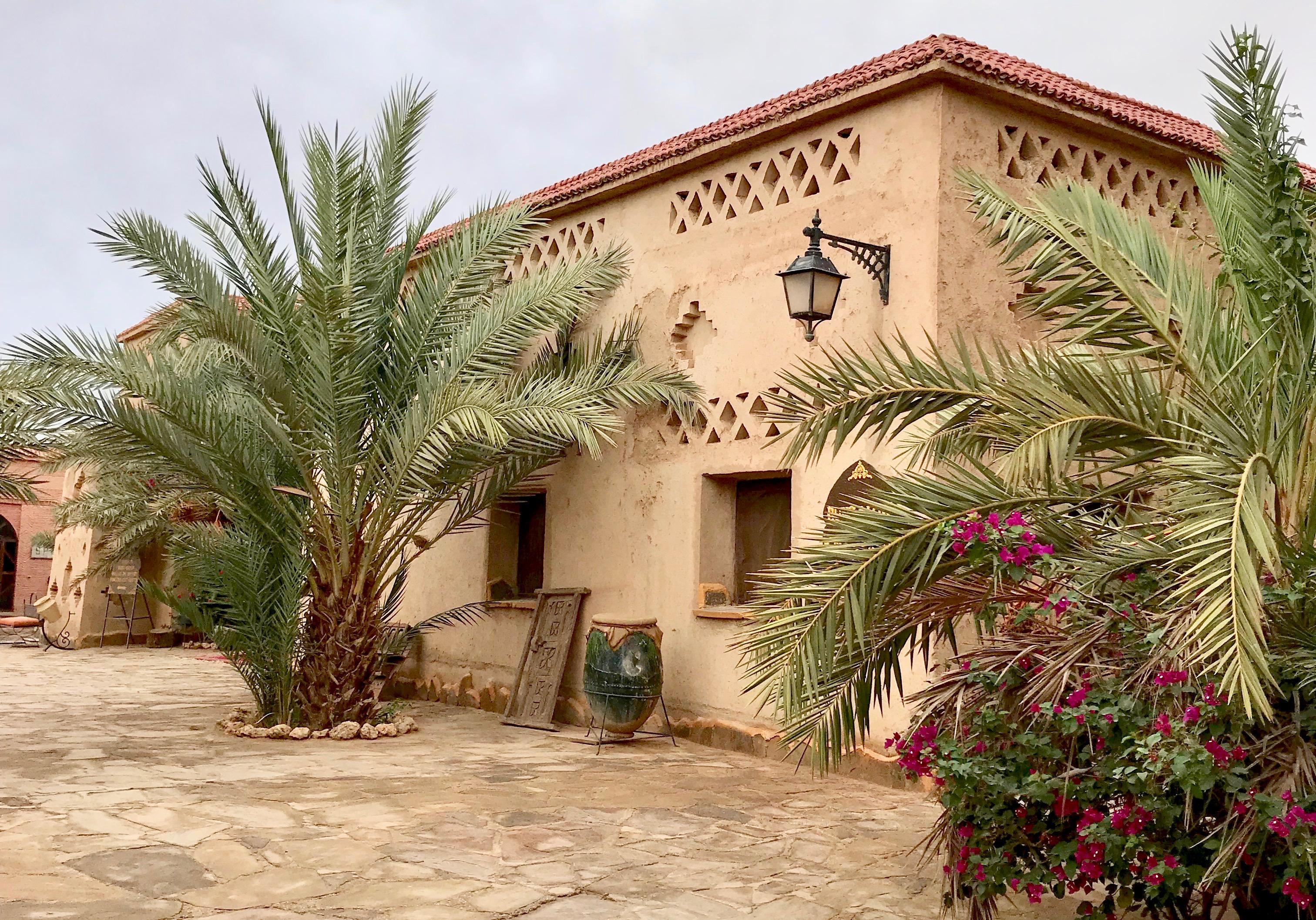 Inner wall of Xaluca Maadid