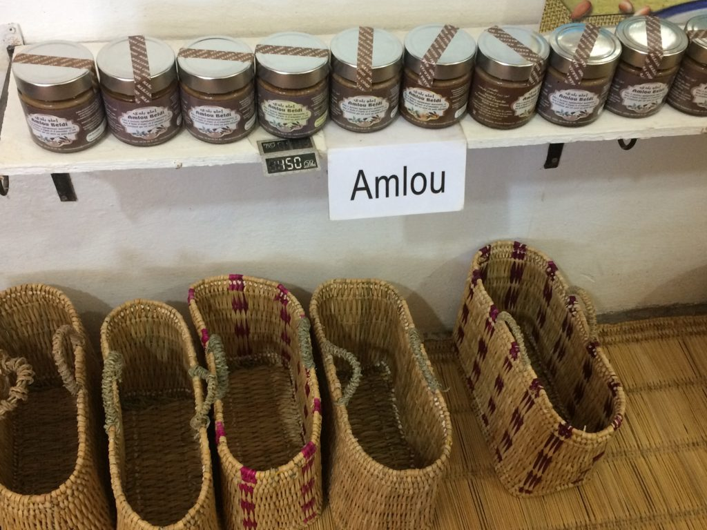 "Amlou is ""Berber Nutella"""