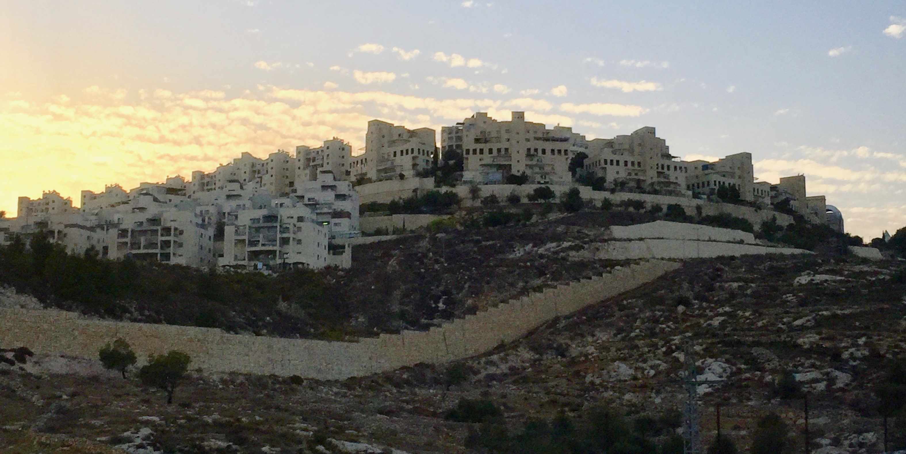 Leaving Bethlehem