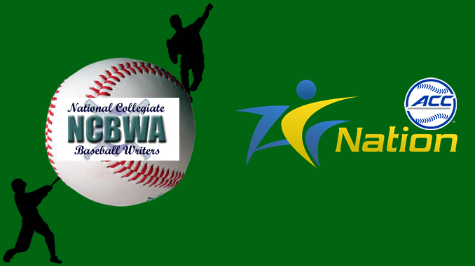 NCBWA Baseball Top 30
