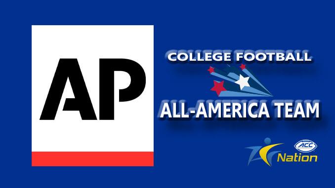 ACC Dominates AP Preseason First Team