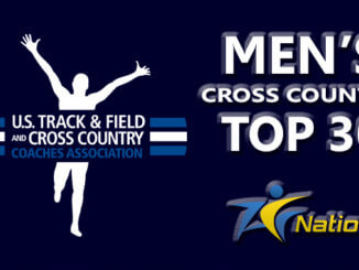 USTFCCCA Men's Top 30