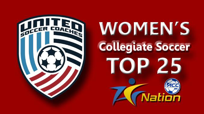 United Soccer Women's Top 25