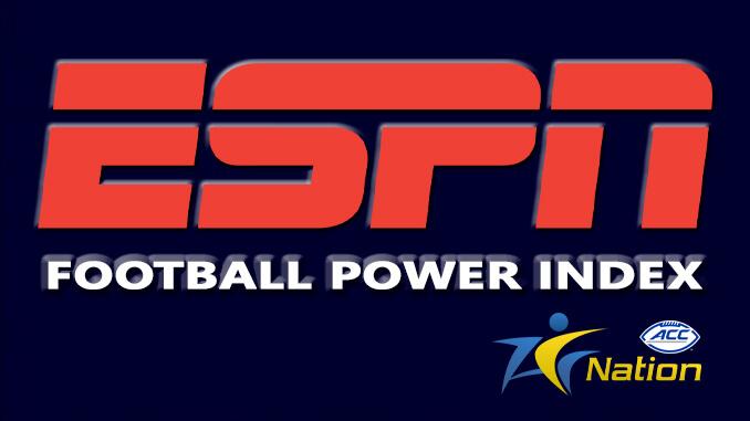 ESPN Football Power Index
