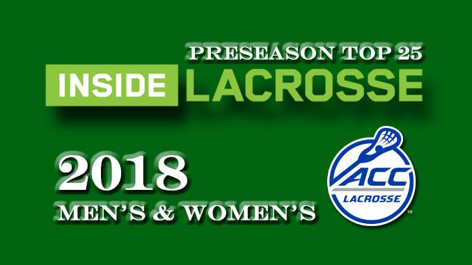Preseason Lacrosse
