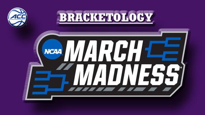 NCAA Basketball Bracketology