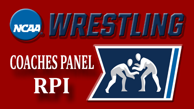 Wrestling NCAA
