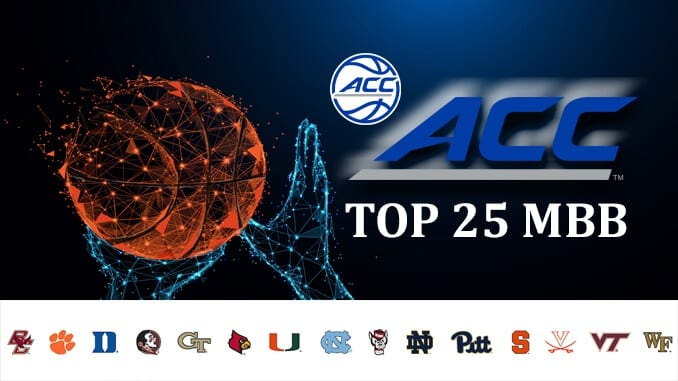 Top 25 Basketball