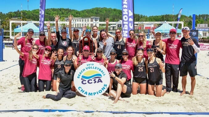 Florida State Beach Volleyball