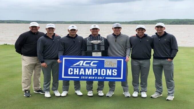 Georgia Tech Men's Golf