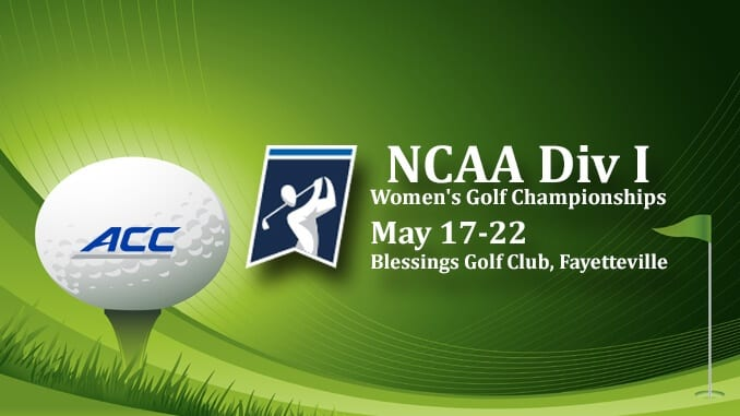 NCAA Women's Golf
