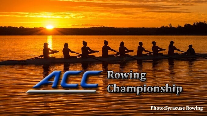 ACC Rowing