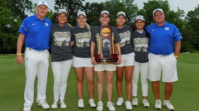 Duke Women's Golf