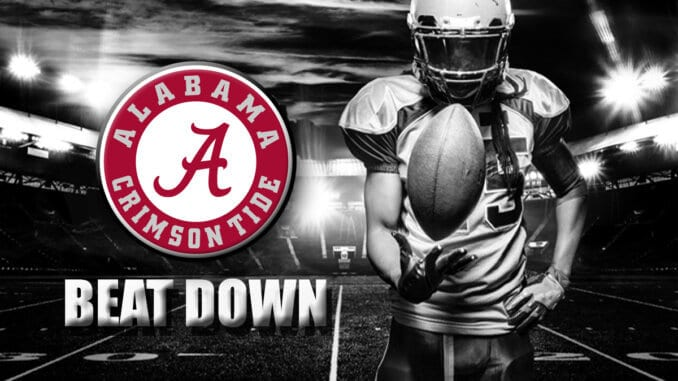Alabama Beat Down