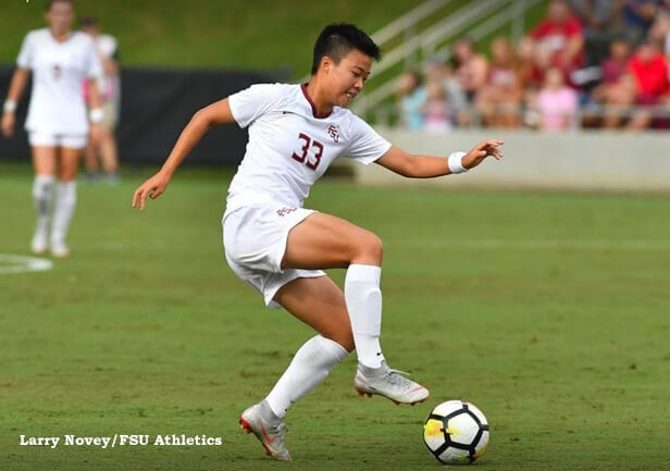 ACC Women's Soccer