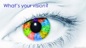 What's Your Vision