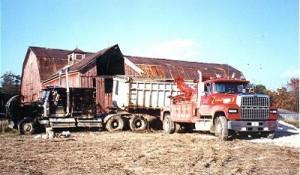 gravel truck-rightside-up