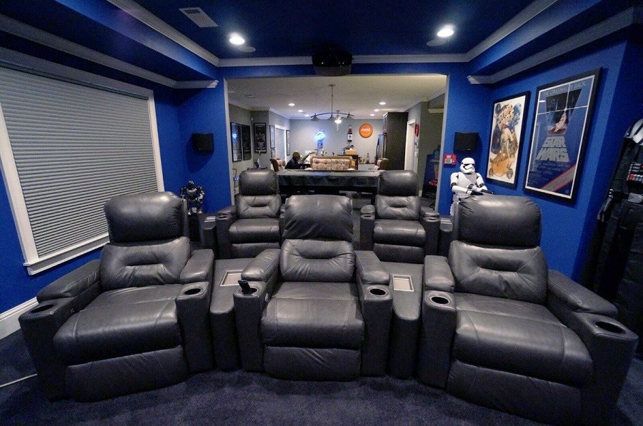 How Can You Optimize the Seating in Your Home Theater?