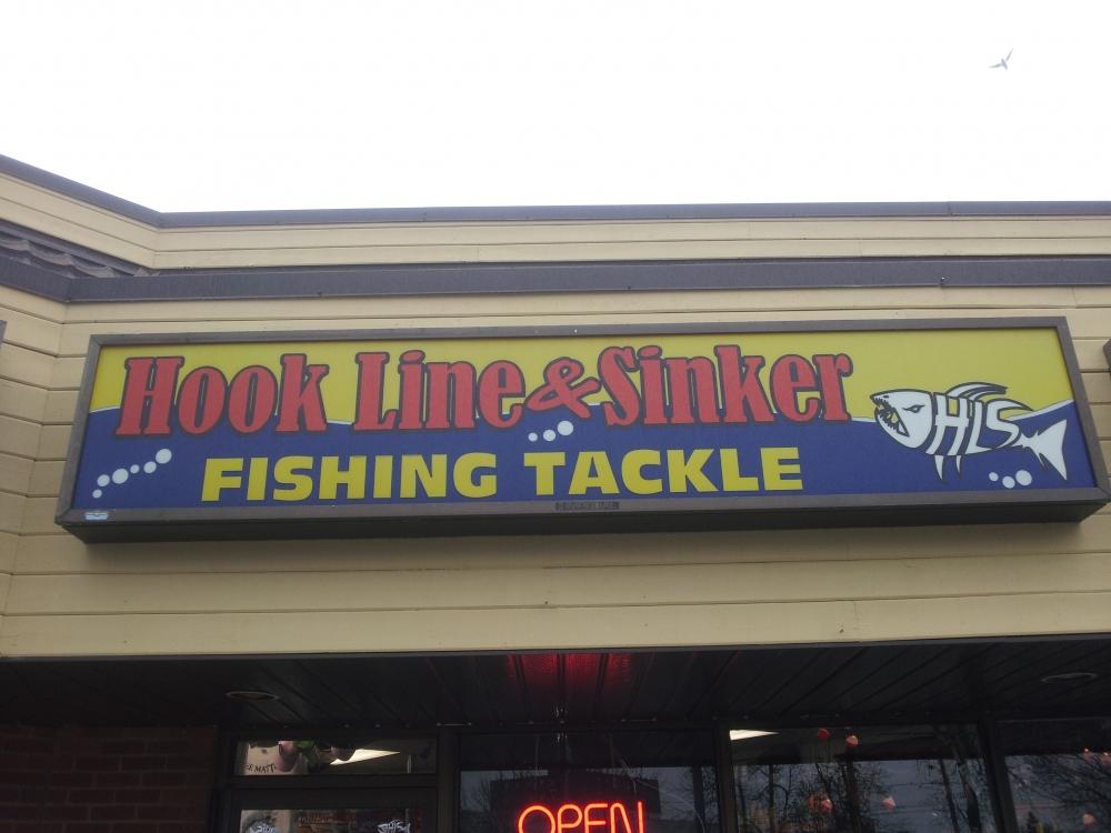 HLS - Storefront Sign.