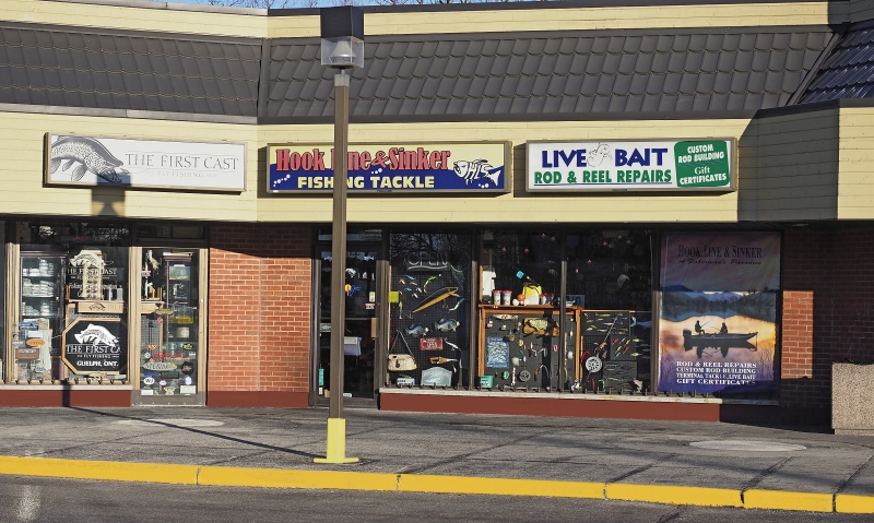 HLS & TFC Store Front.