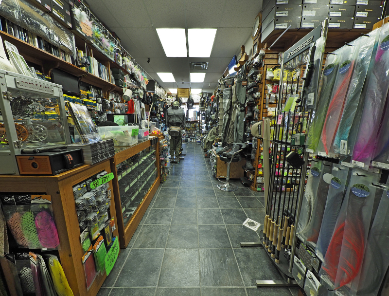 Hook, Line and Sinker Fishing Tackle - Home of The First Cast Fly Fishing Shop .
