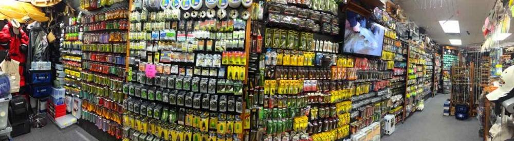 Store Interior HLS.