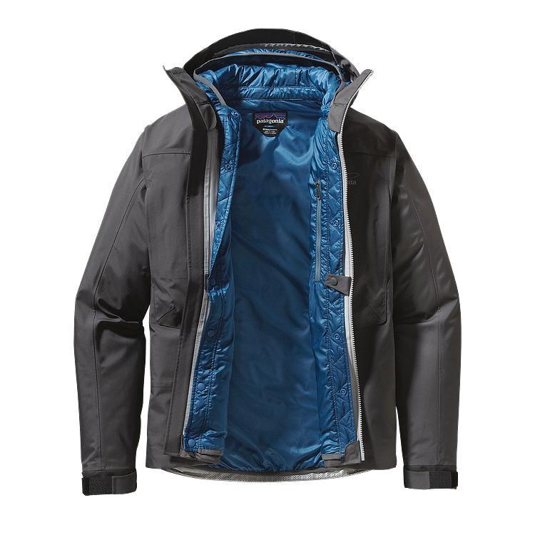 Patagonia 3 in 1 River Salt Fishing Jacket