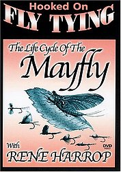 dvd The Life cycle of the Mayfly Rene harrop mayfly
