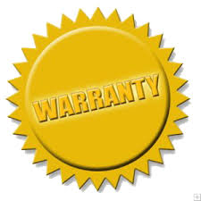 Warranty Button