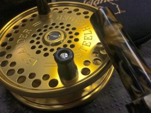 Islander Steelheader Centerpin Float Reel for Handle Conversion AAA