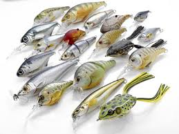 Live Target Lures Assorted