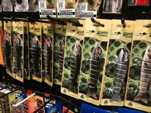 Lucky Bug Lure Company Zombie Max AA