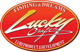 Lucky Craft Lures Logo