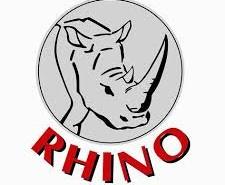 Rhino Fishing Logo