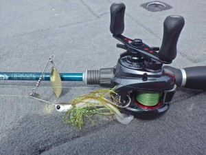 Shimano Core 100 Ultra Tungsten Spinnerbait St Croix Legend Extreme Power Pro Slick AAA