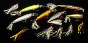 Custom-Feathered-treble-Hooks-Yo-Zuri-3DS-Minnow-SP-Lures-