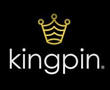 Kingpin Float Rod and Reel Logo