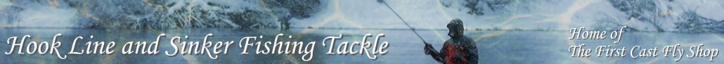 Hook, Line and Sinker - Guelph's #1 Tackle Store