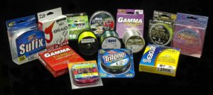Fluorocarbon and Monofilament Fishing Line Assortment BB