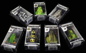 Lunkerhunt Combat Pocket Lunker Frog AA