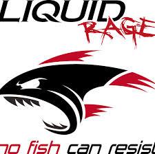 Rage Fish Attractants Liquid Mahem Logo