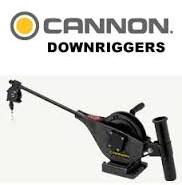 Cannon Downriggers Logo