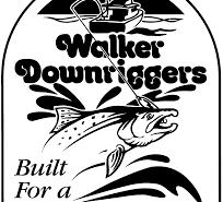 Walker Downriggers Logo