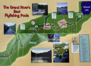 Map The Grand Rivers Best Fishing Pools AA